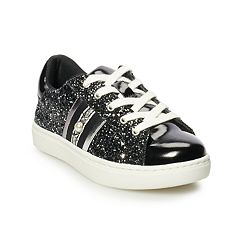979409e85328 SO Girls  Glitter Low Top Sneakers