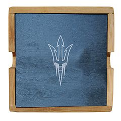 Arizona State Sun Devils Slate Coaster Set