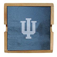 Indiana Hoosiers Slate Coaster Set