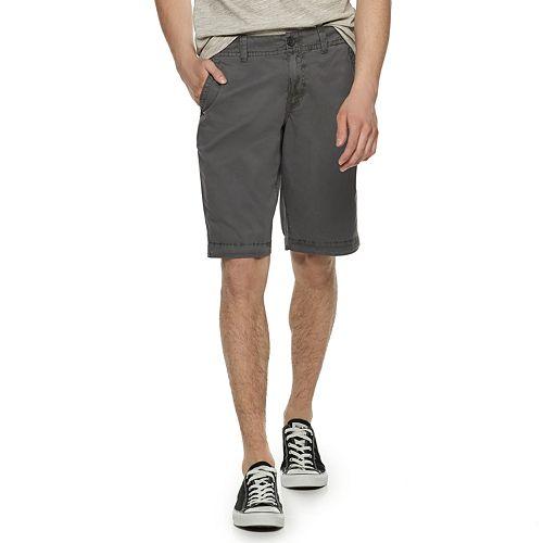 Men's Urban Pipeline™ Garment Dye Flat Front Shorts