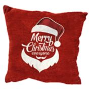 Popular Home Santa Hat Pillow