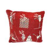 Popular Home Holiday Spirit Pillow