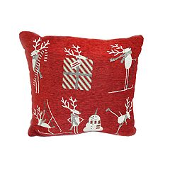 Popular Home Holiday Spirit Pillow