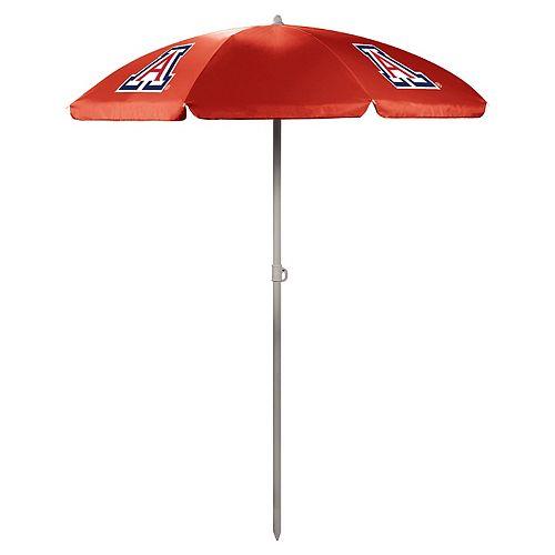 Picnic Time Arizona Wildcats Portable Beach Umbrella