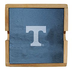 Tennessee Volunteers Slate Coaster Set