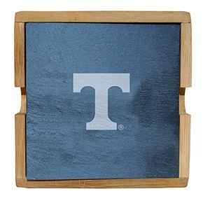 Tennessee Volunteers Slate Coaster Set