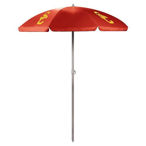 Picnic Time USC Trojans Portable Beach Umbrella