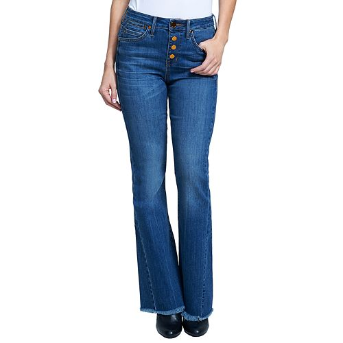 Women's Seven7 Ultra High Rise Flare Jeans
