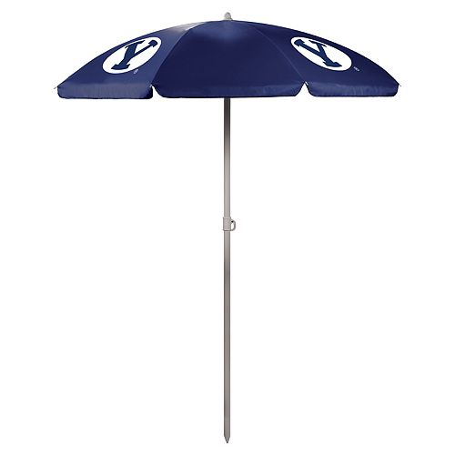 Picnic Time BYU Cougars Portable Beach Umbrella