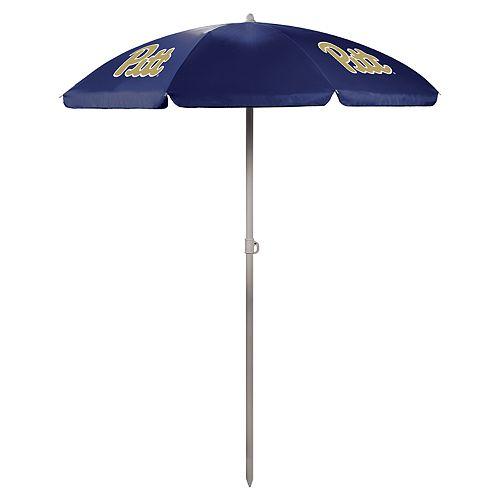 Picnic Time Pitt Panthers Portable Beach Umbrella