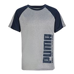 Boys 4-7 PUMA Performance Raglan Active Top