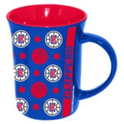 Los Angeles Clippers Line Up Coffee Mug