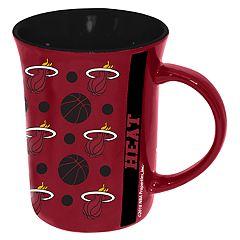 Miami Heat Line Up Coffee Mug