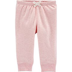 Baby Girl Carter's French Terry Jogger Pants