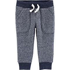 Baby Boy Carter's French Terry Jogger Pants