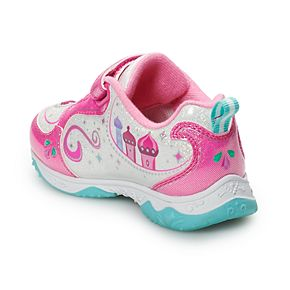 Shimmer and Shine Toddler Girls' Light Up Shoes