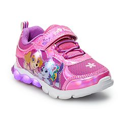 Paw Patrol Toddler Girls' Light Up Sneakers