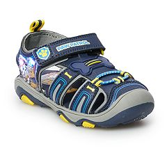 Paw Patrol Toddler Boys' Light Up Sandals