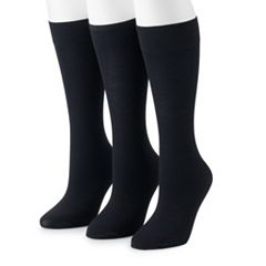 Women's GOLDTOE® 3-Pack Trouser Socks