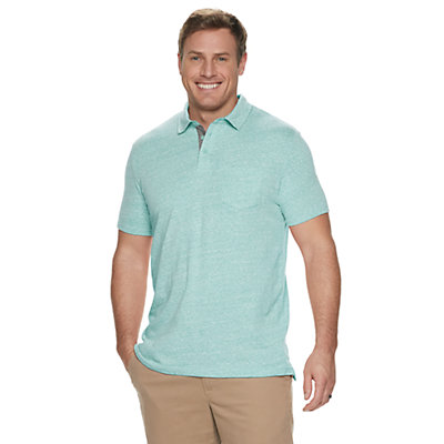 Big & Tall SONOMA Goods for Life? Modern-Fit Slubbed Henley
