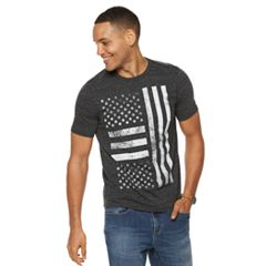 Men's Apt. 9® Puzzling Americana Graphic Tee