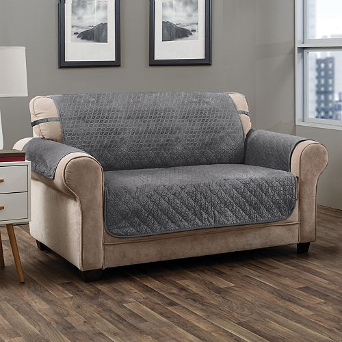 Prism Secure Fit Xl Sofa Slipcover
