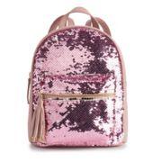 OMG Accessories Flip Sequin Mini Backpack
