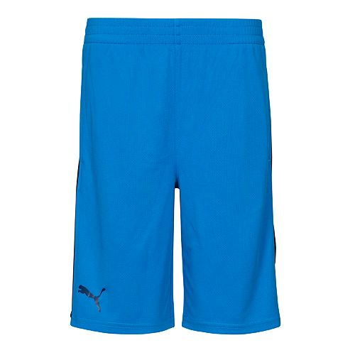Boys 4-7 PUMA Performance Logo Shorts