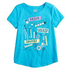 541a2c435 Girls 7-16   Plus Size SO® Graphic Tee