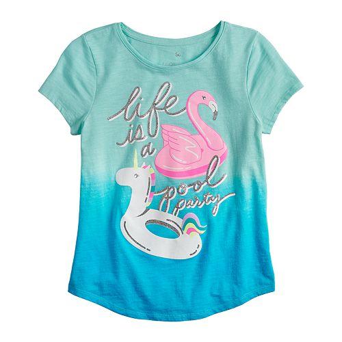 9bd5dcbf1 Girls 7-16 & Plus Size SO® Graphic Tee