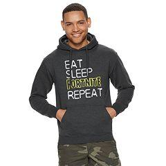 Men's Fortnite 'Eat Sleep Repeat' Hoodie