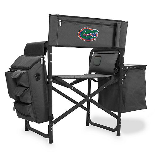 Picnic Time Florida Gators Fusion Backpack Chair with Cooler