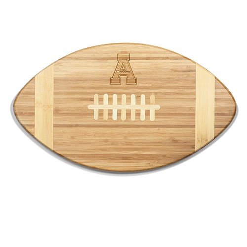 Appalachian State Mountaineers Touchdown Football Cutting Board Serving Tray