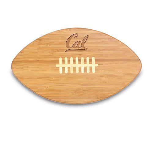 Cal Golden Bears Touchdown Football Cutting Board Serving Tray