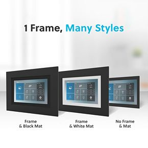 SimplySmart Home 8-in. Full HD WiFi Cloud Connected PhotoShare Frame