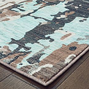 StyleHaven Casa Azur Granite Rug