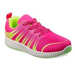 Josmo Girls' Neon Sneakers