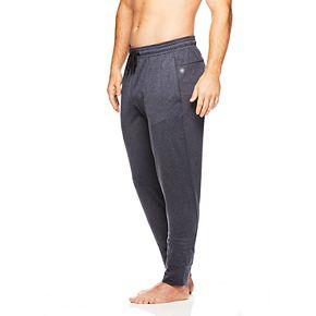 Men's Gaiam Space-Dye Restorative Performance Jogger Pants