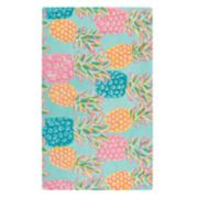 Simply Southern Pineapple Rug