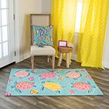 Simply Southern Turtle Rug