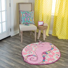 Simply Southern Seahorse Rug