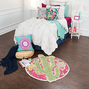 Simply Southern Cactus Rug