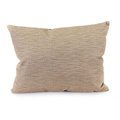 Jordan Manufacturing Faux Suede Throw Pillow