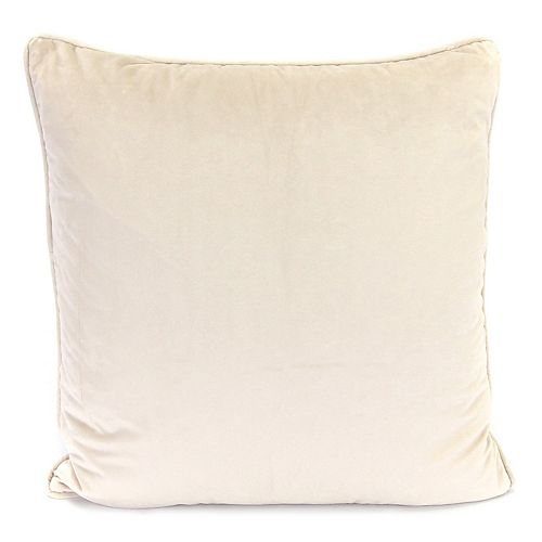 Jordan Manufacturing Purple Throw Pillow