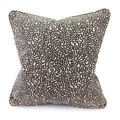 Jordan Manufacturing Chenille Vermicelli Throw Pillow