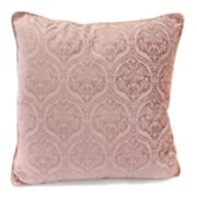 Jordan Manufacturing Embossed Throw Pillow
