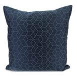 Jordan Manufacturing Textured Suede Throw Pillow