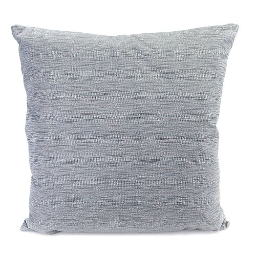 Jordan Manufacturing Textured Faux Suede Throw Pillow
