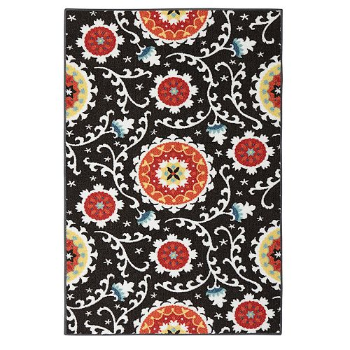 Mohawk® Home SoHo Delia Suzani 2-piece Rug Set
