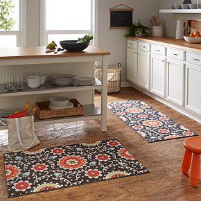 Mohawk® Home SoHo Delia Suzani 2-piece Rug Set